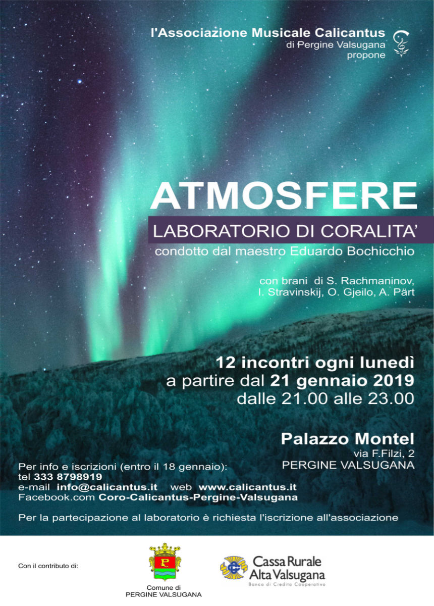 Concerto Atmosfere